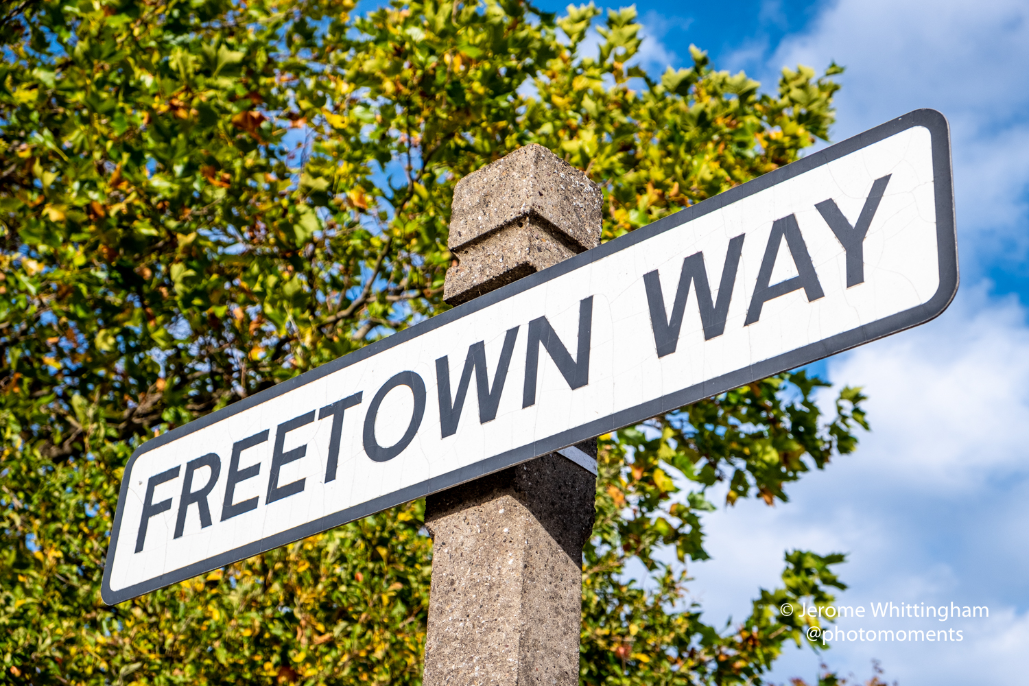 Freetown Way Hull