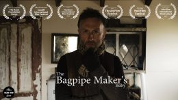 The Bagpipe Makers Baby Awards Final Poster