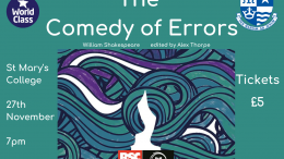 The Comedy of Errors HBO