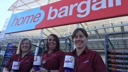 Home Bargains support WISHH