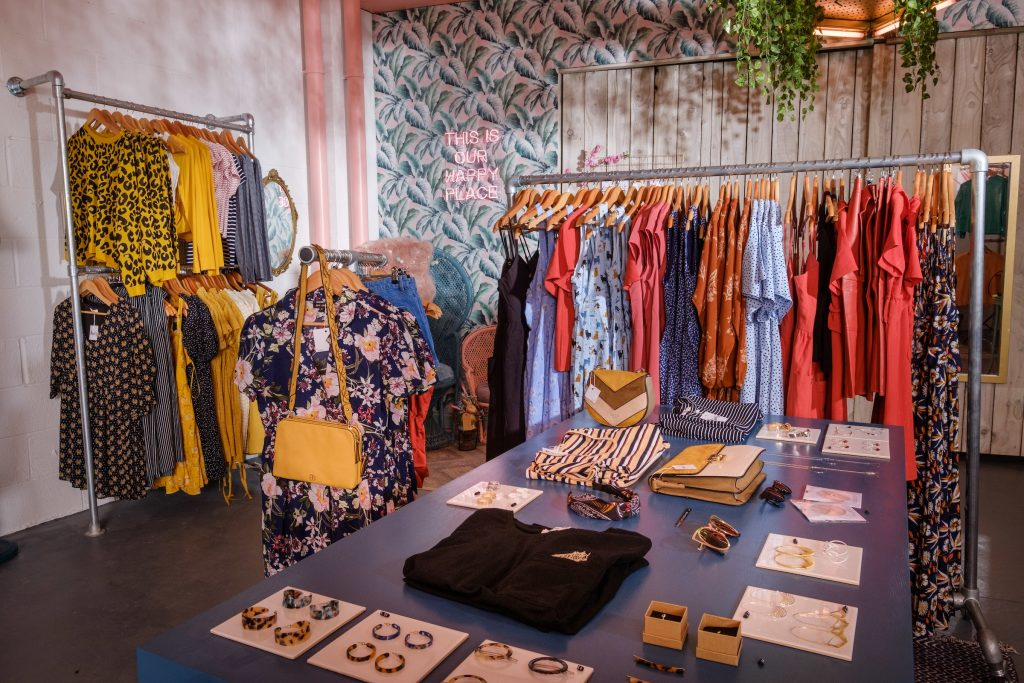 fcac8a18a0 Tessies is the latest retailer to join the creative Fruit Market community,  bringing its collection of eclectic womenswear, jewellery and accessories  to the ...