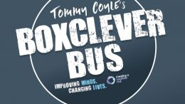 Tommy Coyle BoxClever Bus