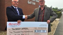 Beverley Golf Club Daisy support