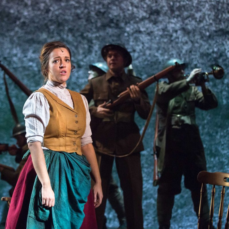 Lauryn Redding The Hired Man Photo credit Mark Sepple
