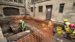 Hull Minster archaeology