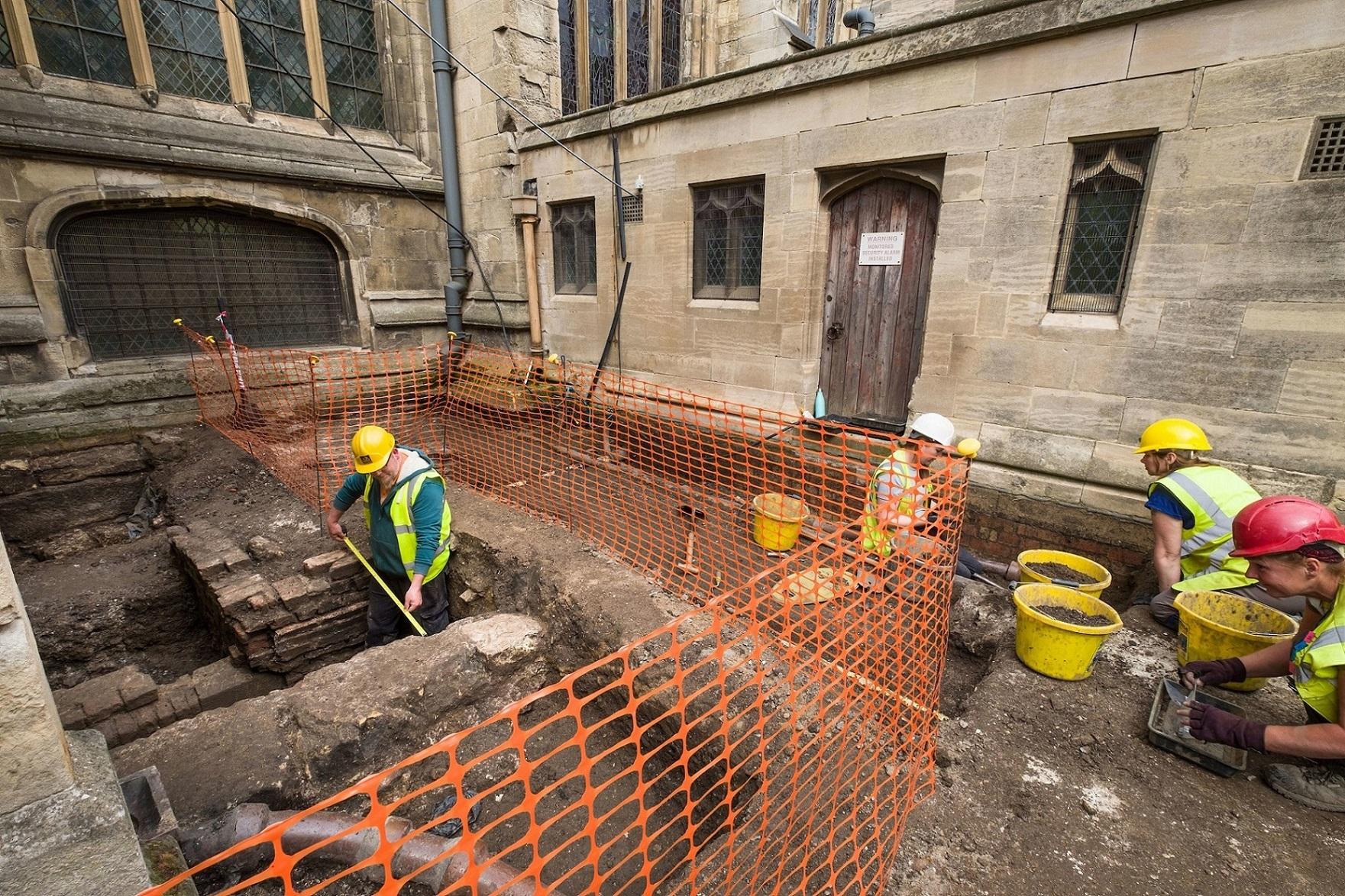 Hull Minster archaeology
