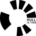 HULL IS THIS LOGO black