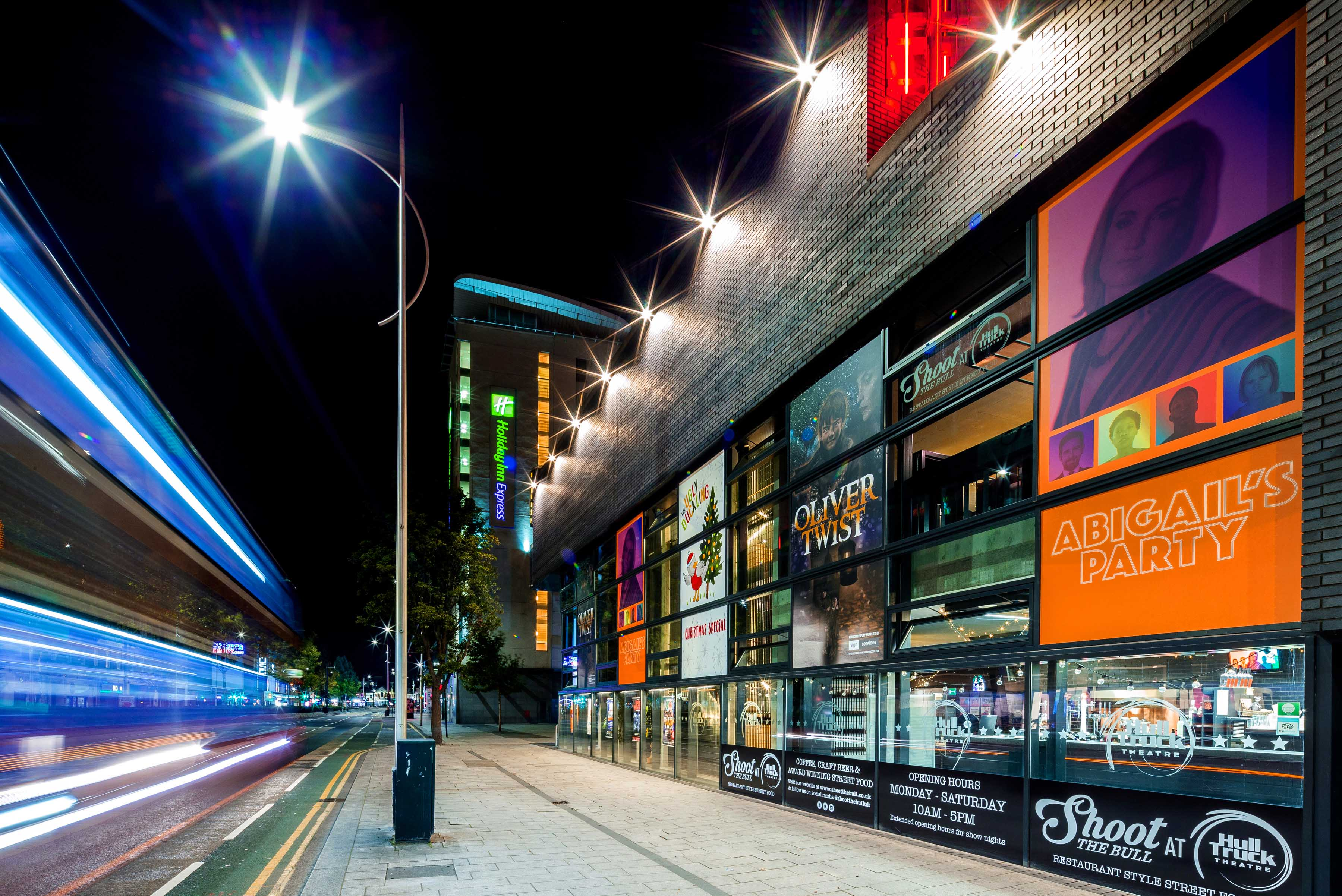 Hull Truck Theatre