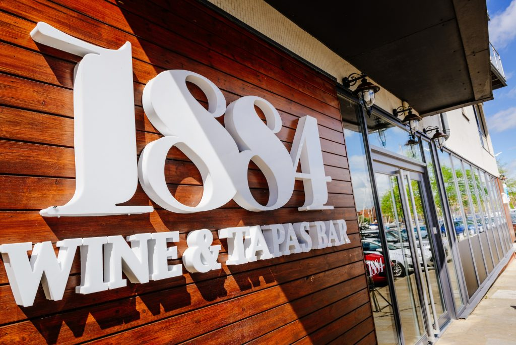 1884 Wine & Tapas Bar
