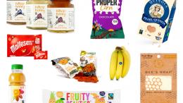 Fairtrade lunchbox banner