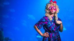 The Little Mermaid Marc Graham as Pattie Breadcake  By Josh Moore