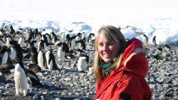 Gabrielle Walker penguins
