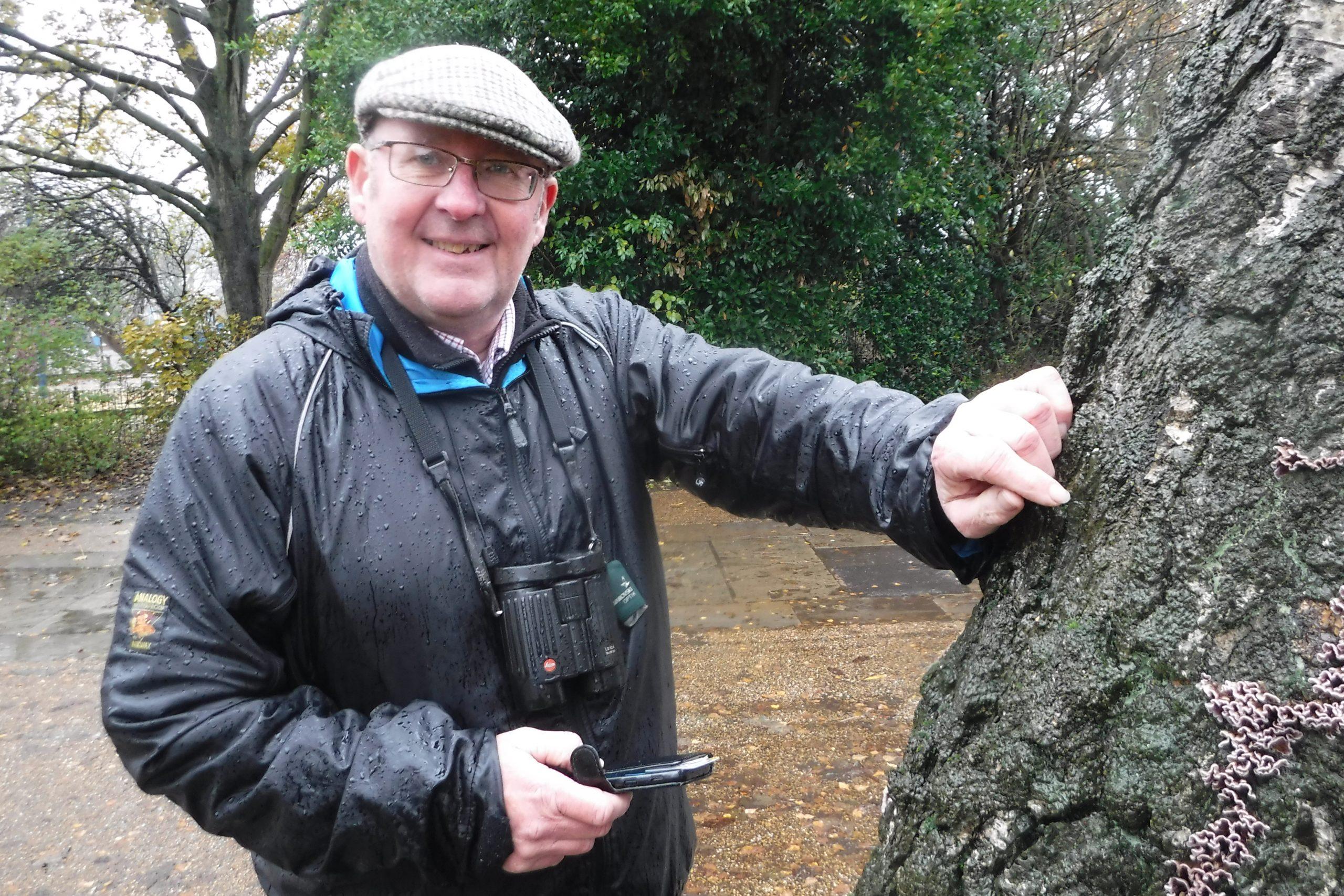 Andrew Gibson, Yorkshire Wildlife Trust