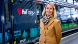 Louise Cheeseman, managing director for Hull Trains