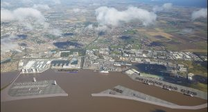 The proposed Lagoon Hull development.