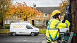KCOM is moving beyond its Hull heartland with a £100m investment into full fibre.