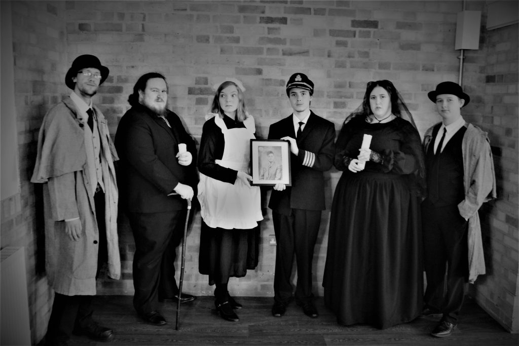 "Interactive Murder Mystery Experience ""Ripper Quays"""