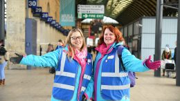 chatty bus ambassadors will be out for most of the morning covering routes to and from Hull, Hessle, Cottingham, Willerby, Longhill and Anlaby.