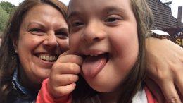 Liz Herrieven and daughter Amy