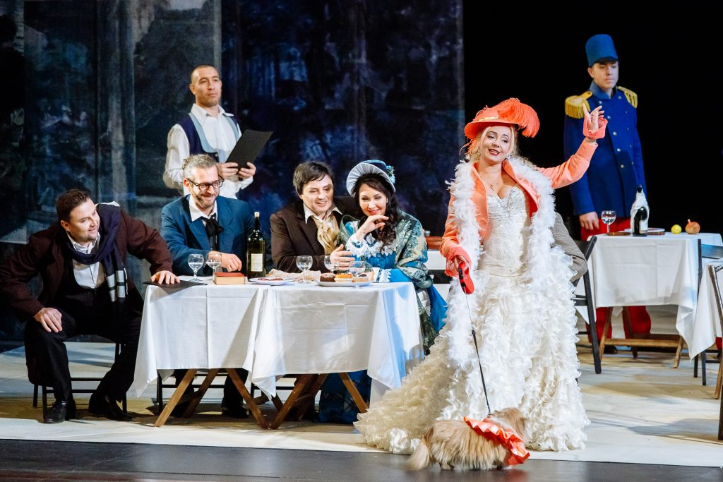 The producers of the Puccini opera La Boheme are searching for a dog to star in the show, which is at Hull City Hall on 17 March.