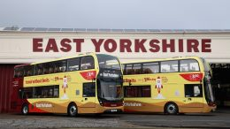 East Yorkshire buses