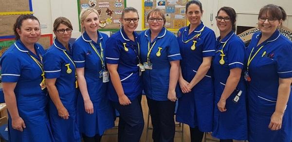 Primrose maternity care team