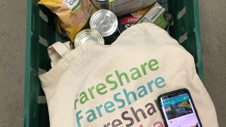 OLIO and FareShare Hull & Humber launch campaign to fight hunger and food waste across the city
