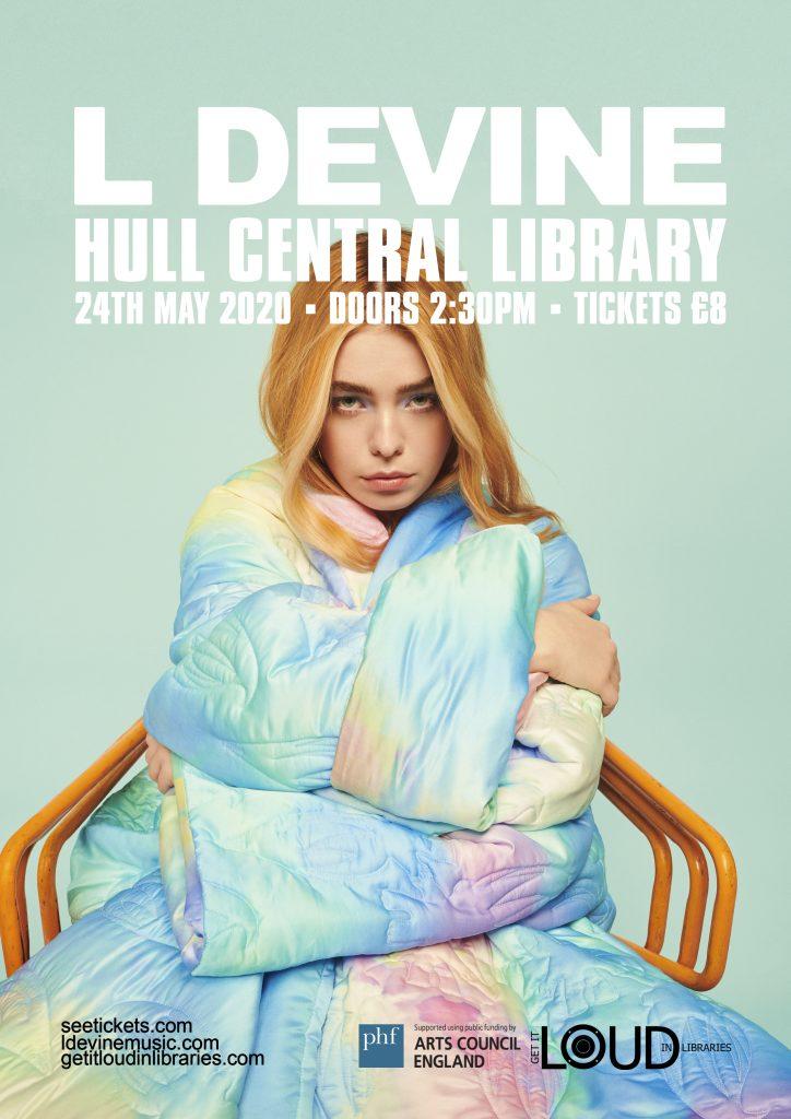 Pop sensation L Devine to perform in Hull