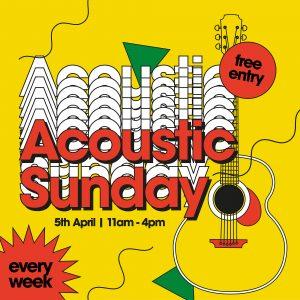 Acoustic Sunday Social
