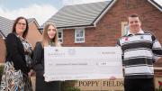 Local housebuilder contributes £1,800 to honour Hull hero, Jack Harrison