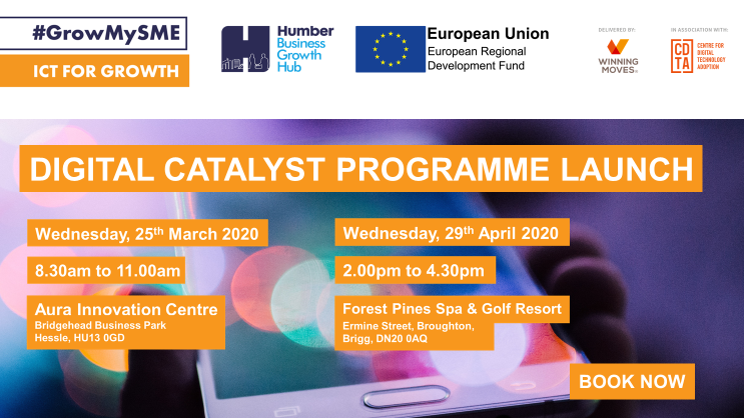 Digital Catalyst Programme