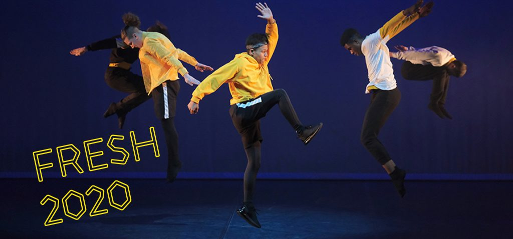 FRESH young people's dance event