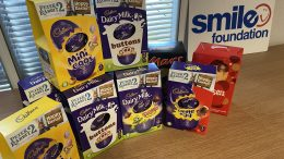 Smile Foundation Easter egg appeal 2020