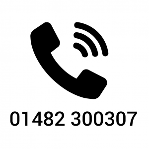 Hull City Council helpline number 01482 300307