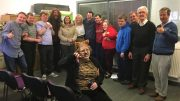 Actors from the York Dungeon joined trainees at CASE Training Services in Hull to bring stories to life on World Book Day.