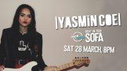 Yasmin Coe - Right on your Sofa
