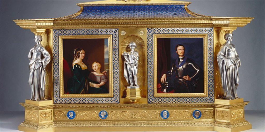 Queen Victoria's Jewel-Cabinet