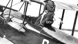 Amy Johnson and her plane Jason.