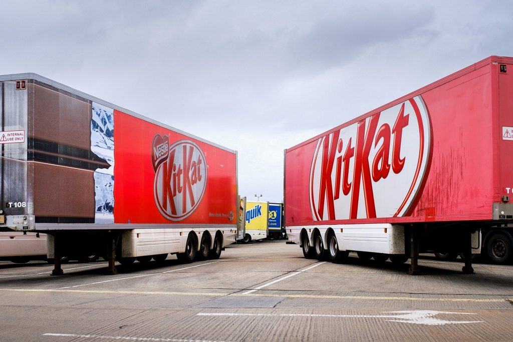 A new solution by Sauce is being used to improve efficiency at Nestlé's operations in York, where products such as KitKat are manufactured.