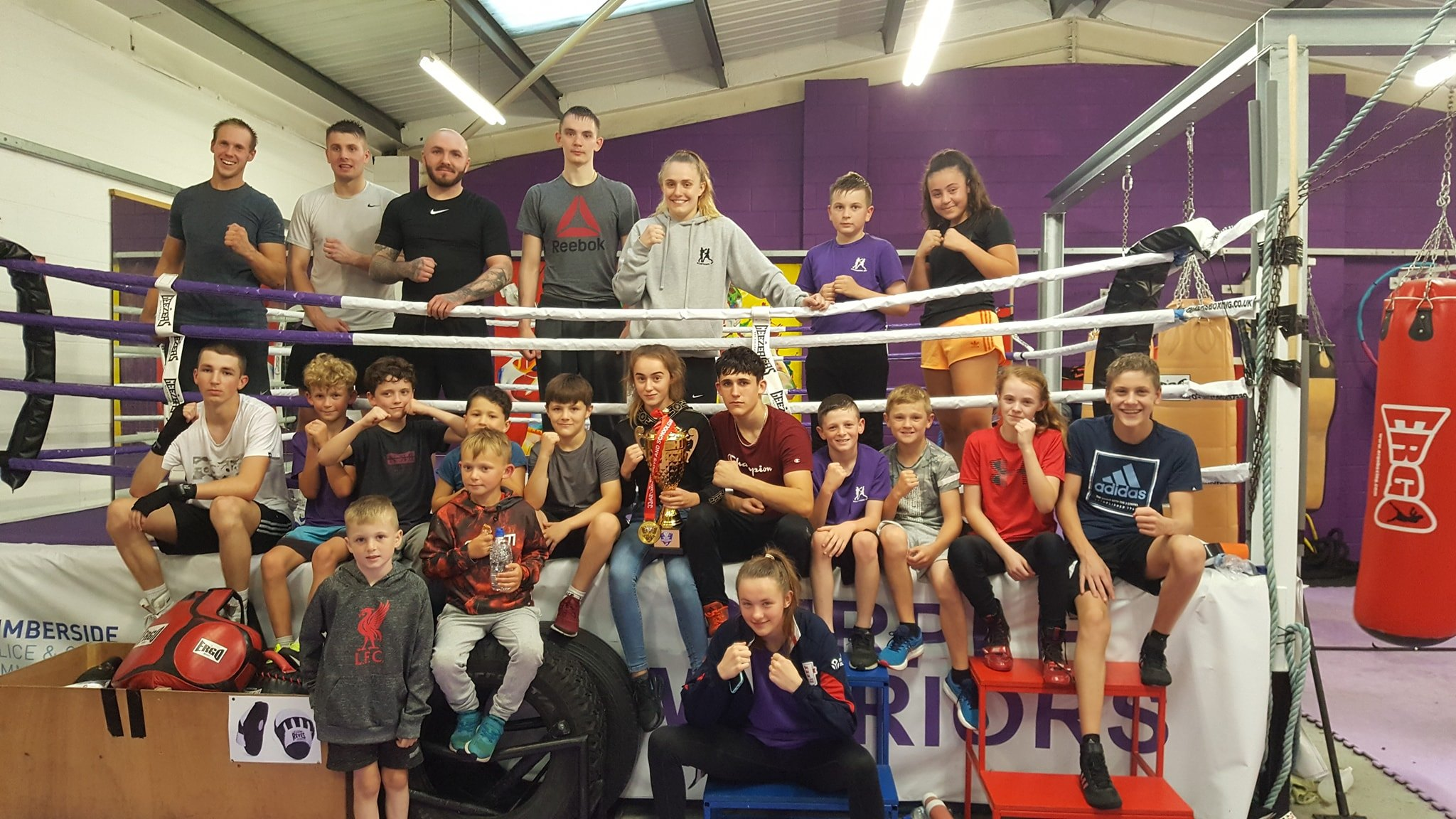 Scunthorpe Boxing Club