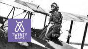 Twenty Days, Amy John's solo flight from England to Australia