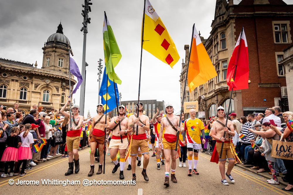 Pride in Hull.