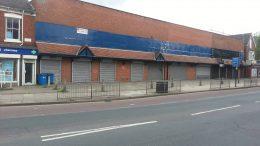 Former Kwik Save building, Holderness Rd.