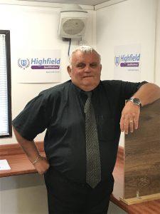HTA Director Dave Stuart