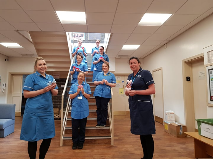 Nurses supporting Intensive Care families during COVID-19 outbreak