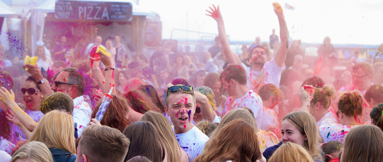 Freedom Festival, Hull, 2014.