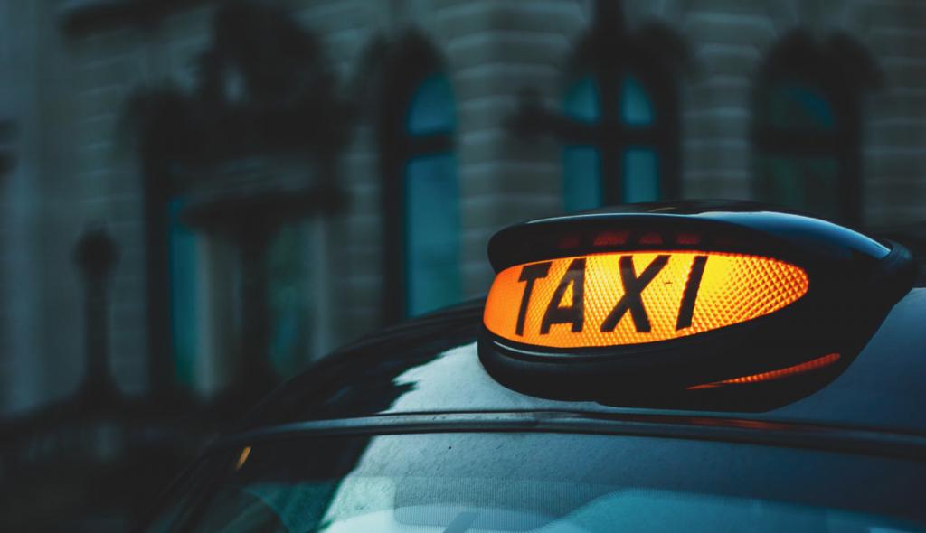 HTA taxi driver training