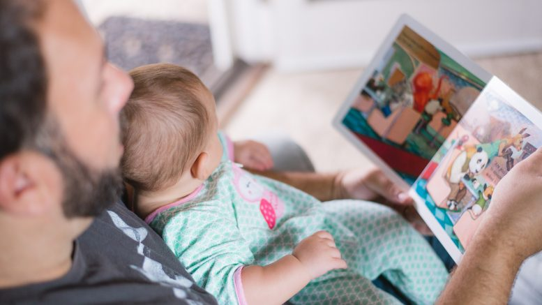 NSPCC Look Say Sing Play campaign helps young families through lockdown