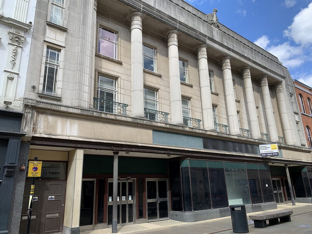 Hull-based developer Wykeland Group has acquired the former M&S store in Whitefriargate in Hull city centre.
