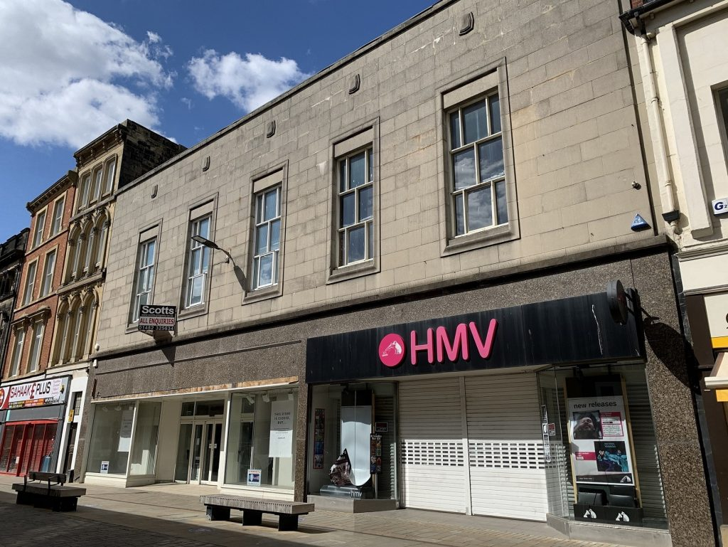 Wykeland has also acquired a second property in Whitefriargate, which incorporates a HMV store and a unit formerly occupied by New Look.